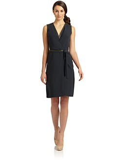 Rachel Roy - Tie-Waist Dress