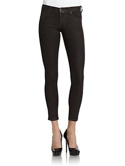 David Kahn - Nikki Coated Skinny Jeans