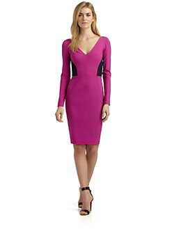Rachel Roy - Contrast Sheath Dress