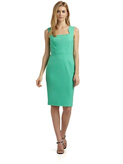 Rachel Roy - Cutout Sheath Dress