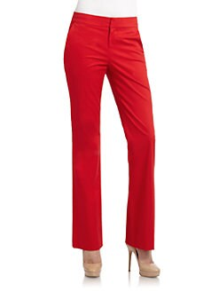 Vivienne Tam - Trouser Pants