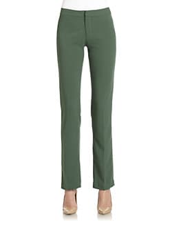 Raoul - Classic Straight-Leg Trousers