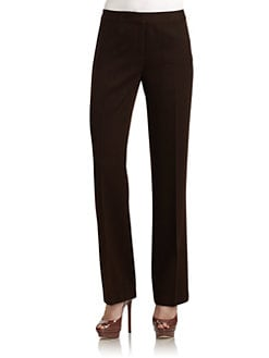 Lafayette 148 New York - Wool Twill Menswear Pants