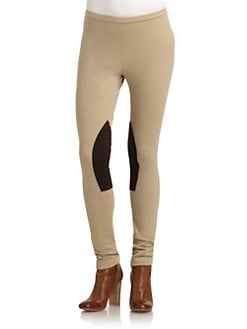 Lafayette 148 New York - Skinny Patch Leggings