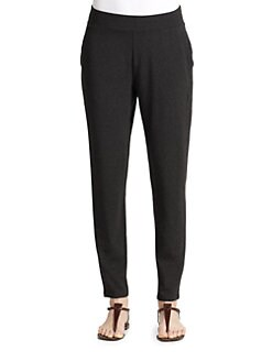 Eileen Fisher - Jersey Slouchy Pants