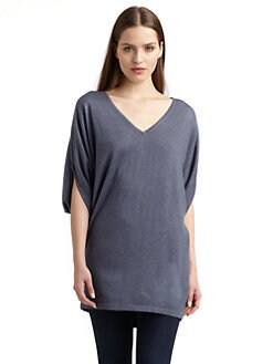 Cullen - V-Neck Tunic Top