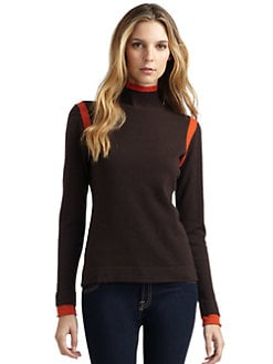 Cullen - Cashmere Mock Turtleneck Sweater