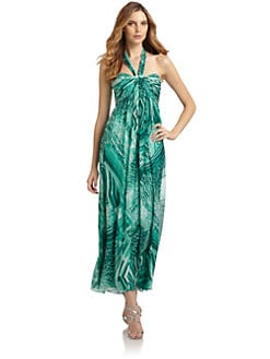Laundry by Shelli Segal - Safari Mirage Gown