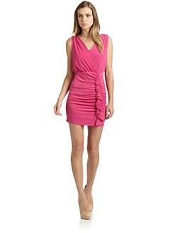 Laundry by Shelli Segal - Ruffle Dress