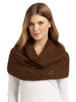 Eileen Fisher - Knit Infinity Scarf