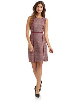 Chetta B - Textured Dress