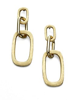 Marco Bicego - 18K Gold Link Drop Earrings