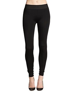 BCBGMAXAZRIA - Stretch Ponte Leggings