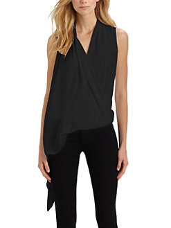 BCBGMAXAZRIA - Cecil Asymmetric Top