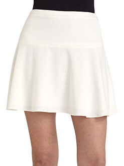 BCBGMAXAZRIA - Lucy Woven Skirt