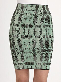 BCBGMAXAZRIA - Scarlett Sweater Skirt