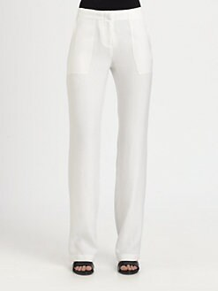 BCBGMAXAZRIA - Joelle Relaxed-Fit Pants