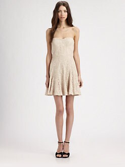 BCBGMAXAZRIA - Lisanne Lace Dress