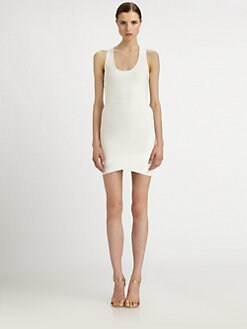 BCBGMAXAZRIA - Gardenia Bandage Dress