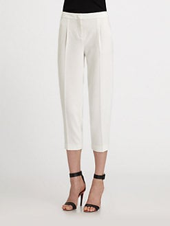 BCBGMAXAZRIA - James Cropped Pants