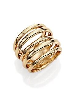 Alexis Bittar - Miss Havisham Kinetic Layered Ring