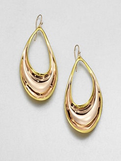 Alexis Bittar - Polished Loop Earrings