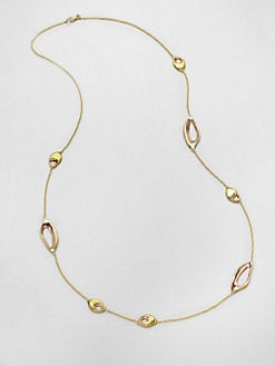 Alexis Bittar - Station Chain Necklace