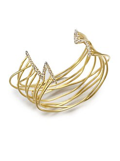 Alexis Bittar - Wire Strand Bracelet