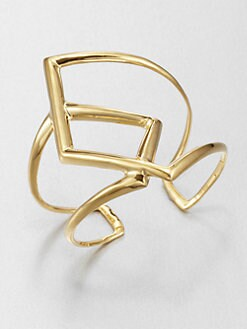 Alexis Bittar - Overlapping Cuff Bracelet