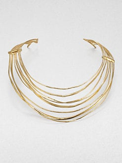 Alexis Bittar - Open Collar Necklace