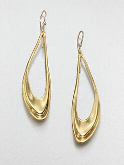 Alexis Bittar - Open Teardrop Earrings