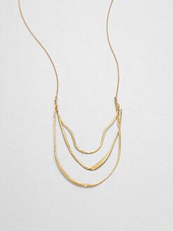 Alexis Bittar - Long Wave Necklace