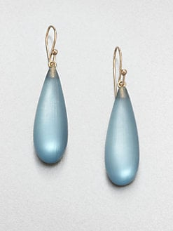 Alexis Bittar - Lucite Raindrop Earrings