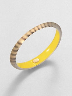 Alexis Bittar - Durban Beast Tapered Bangle Bracelet