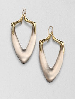 Alexis Bittar - Durban Arrowhead Lucite Drop Earrings