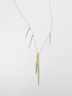 Alexis Bittar - Spear Necklace