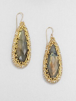 Alexis Bittar - Labradorite Drop Earrings