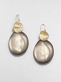 Alexis Bittar - Lucite Wafer Earrings