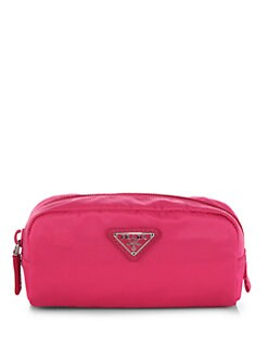Prada - Nylon Zip Cosmetic Case