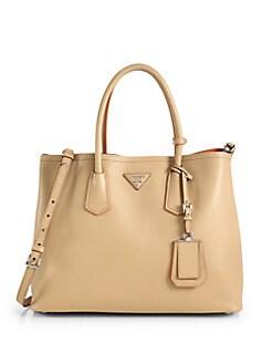 Prada | Handbags - Handbags - Shoulder Bags - Saks.com