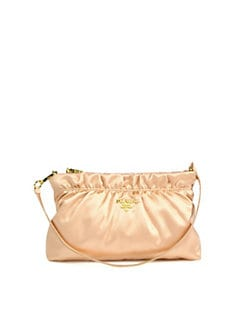 Prada - Raso Satin Mini Hobo