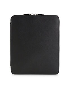 Prada - Saffiano Zip-Around Travel Case For iPad 1, 2 & 3