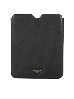 Prada - Saffiano Travel Case For iPad