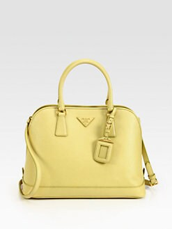 Prada - Saffiano Promenade Open Top Handle Bag