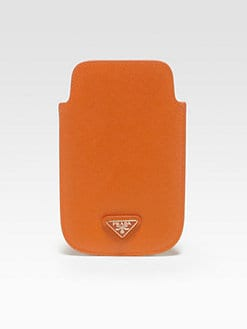 Prada - Saffiano Leather iPhone 4 Case