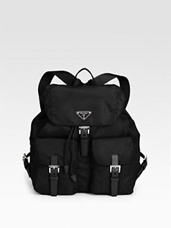 Prada - Vela Backpack