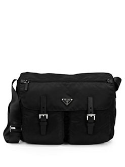 Prada - Vela Messenger Bag