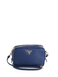 Prada - Saffaino Camera Crossbody Bag