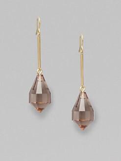 Prada - Plex Crystal Earrings