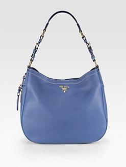 Prada - Vitello Daino New Hobo